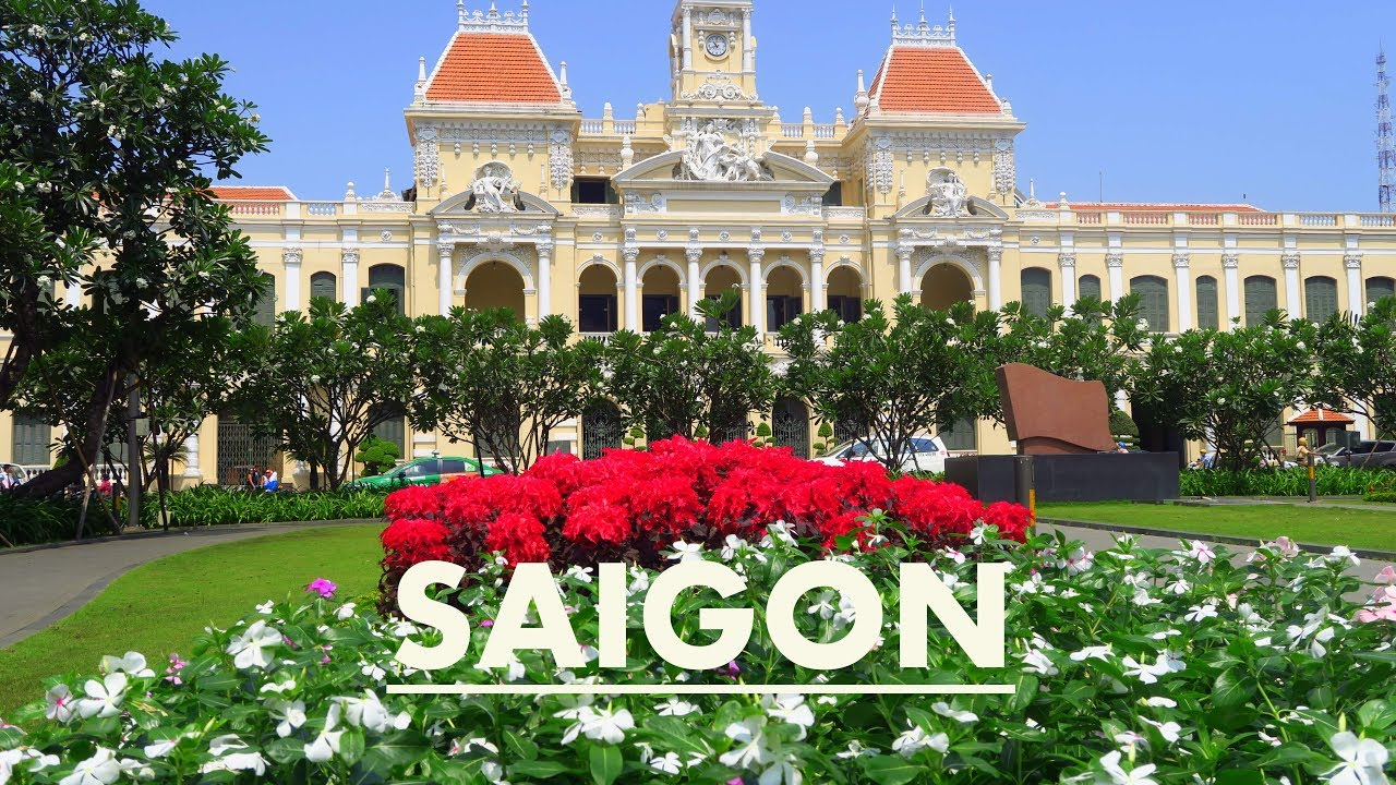 MODERN SAIGON / Ho Chi Minh City / Vietnam