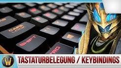 [Tutorial] Tastaturbelegung / Keybindings - [WoW]