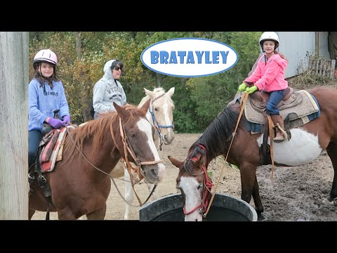 Horseback Riding (WK 251) | Bratayley
