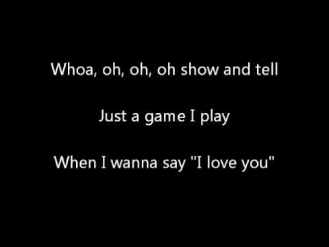 Al Wilson - Show and Tell (lyrics).wmv