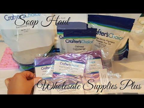 Wholesale Supplies Plus Haul 2 - YouTube