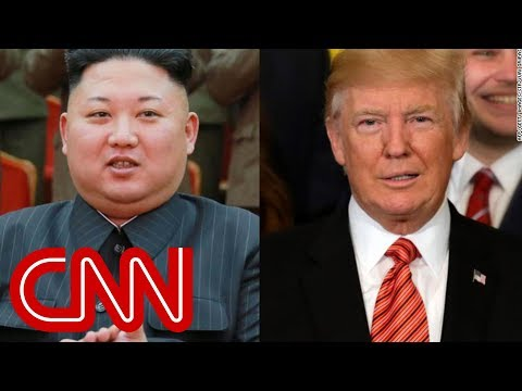 Trump accepts Kim Jon Un's meeting invitation
