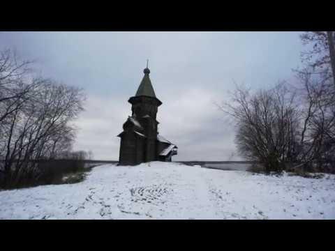 Успенская церковь. Кондопога. Карелия.