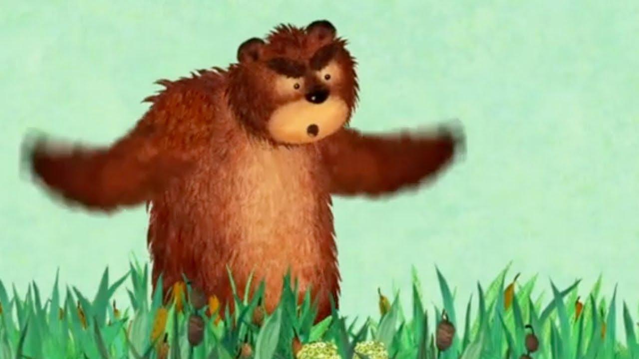 Сборник мультфильмов про Медведей: Медвежьи Истории, Непослушный Медвежонок - Мультики