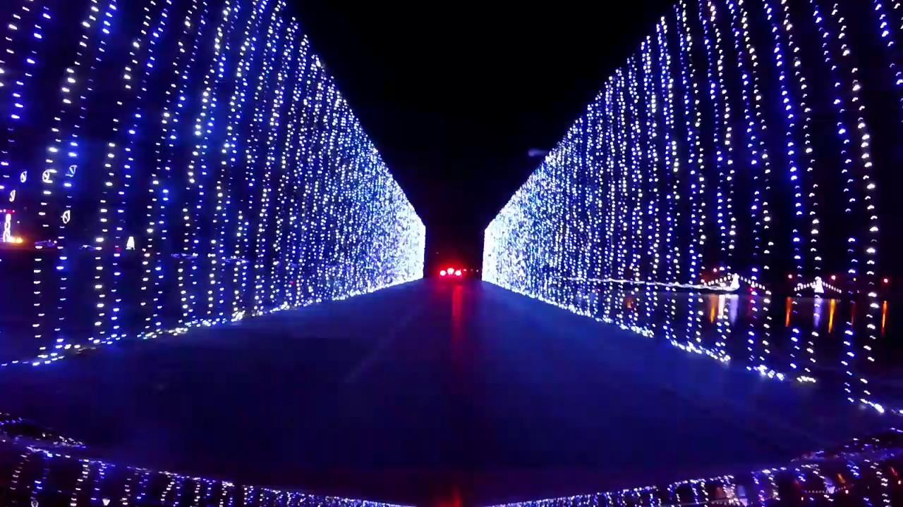 Coney Island Lights Cincinnati