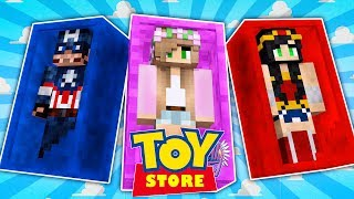 Minecraft - TOY STORE - A TOY STORY WEDDING!!
