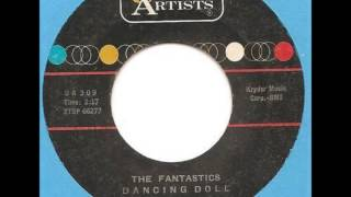 FANTASTICS - DANCING DOLL / I TOLD YOU ONCE - UNITED ARTISTS 309 - 5/61