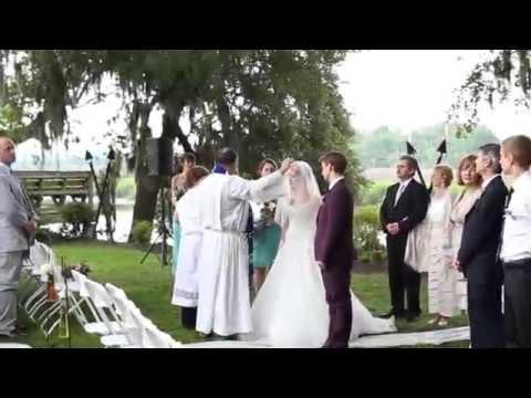 Ilya and Nathalie Wedding Video - Charleston SC - HD1080