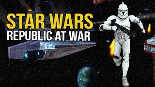 STAR WARS REPUBLIC AT WAR! Ep 3