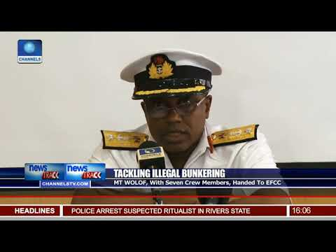 Tackling Illegal Bunkering: Navy Arrest Vessel With 300 MT Of Petrol
