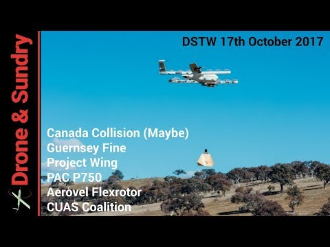 Drone Stuff This Week 17th October 2017