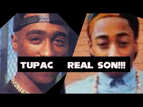 2PAC'S REAL SON!!!!!!!!!!!!!!!!!!!!!!!