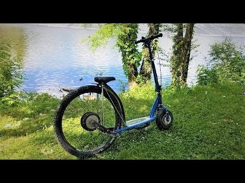 Build Electric Scooter