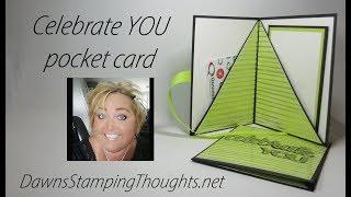 Celebrate YOU Pocket card