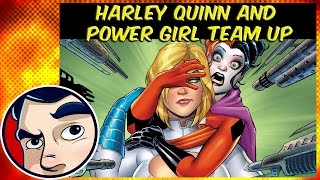 Harley Quinn and Powergirl - Complete Story/ Epic Team Up