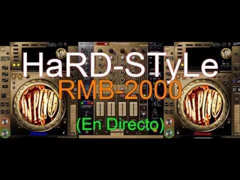 DJ PINO - HaRD STyLe RMB 2000 (En Directo)