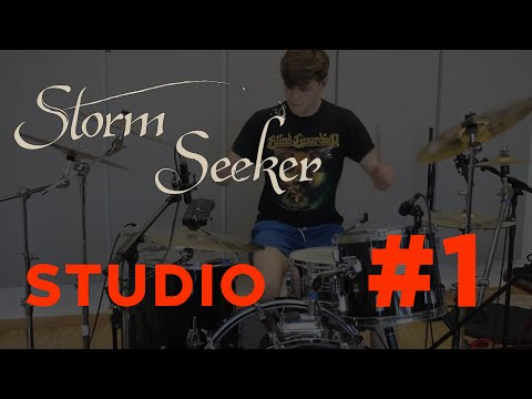 Pirate Scum Studio Trailer #1 - Drums - Storm Seeker