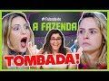 "🔴O TOMBO DE ANA PAULA RENAULT | COMENTANDO ""A FAZENDA 10"" 11/10/2018"