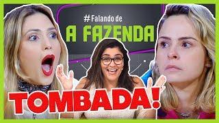 🔥Eliminada! O TOMBO DE ANA PAULA RENAULT | Comentando