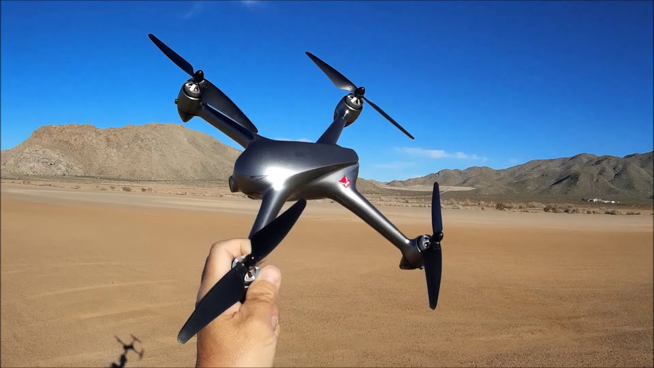 MJX B2SE 5G WiFi FPV 1080P GPS Brushless RC Drone картинки