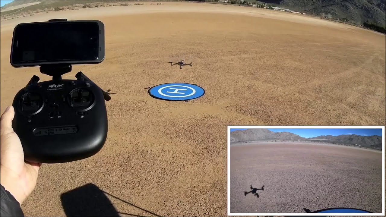 MJX B2SE 5G WiFi FPV 1080P GPS Brushless RC Drone фотки