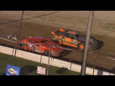 Genesee Speedway Street Stock Heats 8-31-19