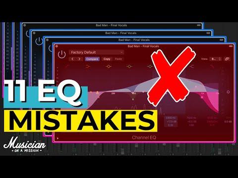 11 EQ MISTAKES