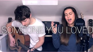 Someone you loved - Lewis Capaldi | Acoustic cover | By Cheska Moore Video