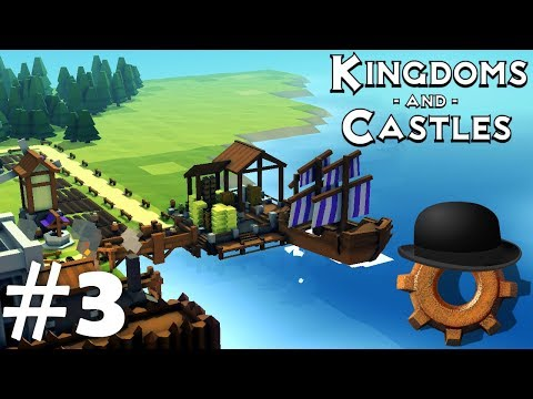 Kingdoms And Castles S2E3: Traders And Invaders