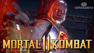 DARKSEID INVADES MORTAL KOMBAT! - Mortal Kombat 11: Geras Gameplay