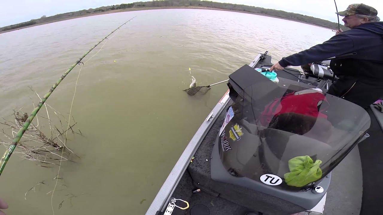 Sardis lake crappie 2014 youtube for Sardis lake fishing report