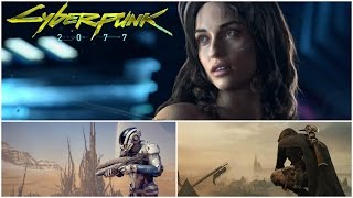 Cyberpunk 2077 выйдет в 2019, подробности Assassins Creed Empire | Игровые новости