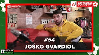 A1 Nogometni Podcast #54 - Joško Gvardiol