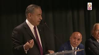 Başkanımız Mustafa Cengiz'in Temmuz Ayı Divan Kurulu Toplantısındaki Konuşması