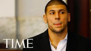 Disgraced Former NFL Star Aaron Hernandez Found Dead In Prison Cell | TIME