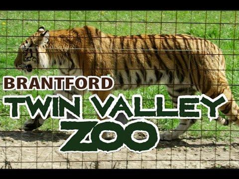 Twin Valley Zoo Tour!!! Brantford, Ontario!!!