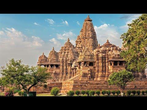 Khajuraho - Hindistan'da Erotik Tapınak