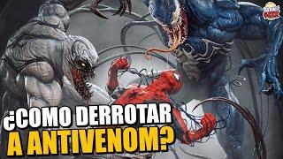 ¿CUÁLES SON LAS DEBILIDADES DE ANTIVENOM? | Spiderman 3 No Way Home Spiderverse | #Short