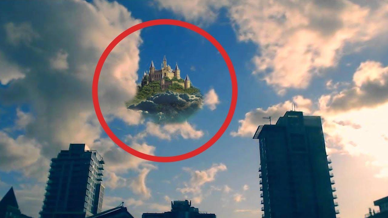 5 Lần Nhìn Thấy Vương Quốc Trên Mây ở Trung Quốc