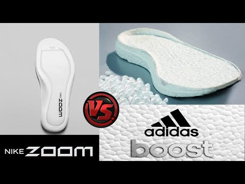 NIKE ZOOM AIR or ADIDAS BOOST?! WHICH IS BETTER?
