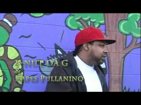 Kapes Pullanino & P-NUT DA G Outside The Grind Salina Kansas