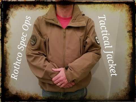 6420f4d34 Rothco Spec Ops Soft Shell Tactical Jacket --- Best jacket for the money?
