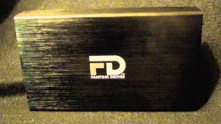 Fantom Drive G-Force Megadrive Review