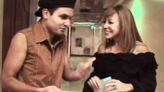 Culebro entrevista a la actriz Cordelia Gonzalez y quiere actuar co...