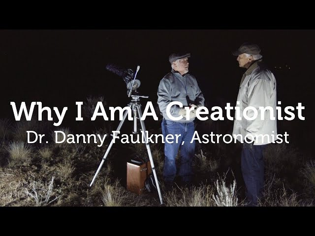 Why I Am a Creationist - Dr. Danny Faulkner, Astronomer (Conf Lecture)