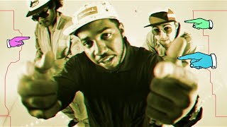 "Chuck Inglish - ""EASILY"" (Feat. Ab-Soul & Mac Miller) OFFICIAL VIDEO [Convertibles] {GTA V Next-Gen}"