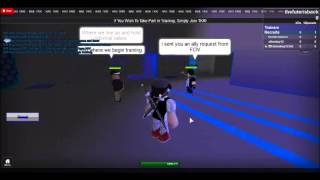 ROBLOX:TKR W/leader of TKR