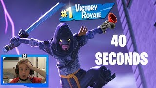 Speed Running The Featured Grappler Race in Fortnite!