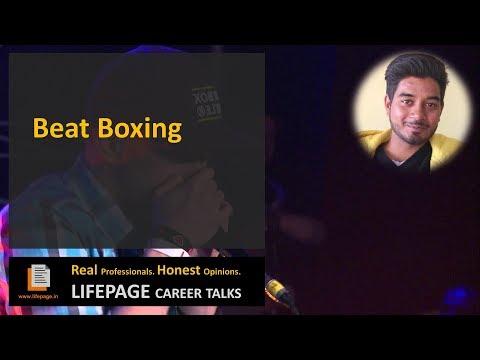 LifePage Career Talk on Beat Boxing