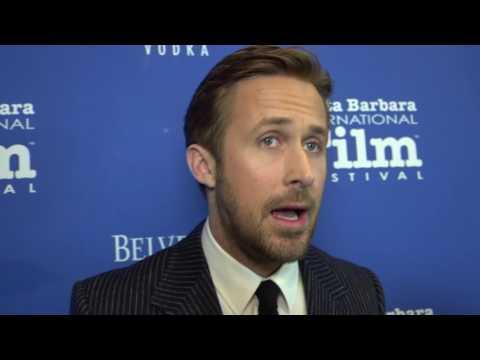 Ryan Gosling at the Santa Barbara Film Festival